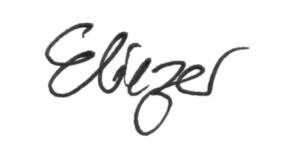 Eliezer Gonzalez Informal Signature