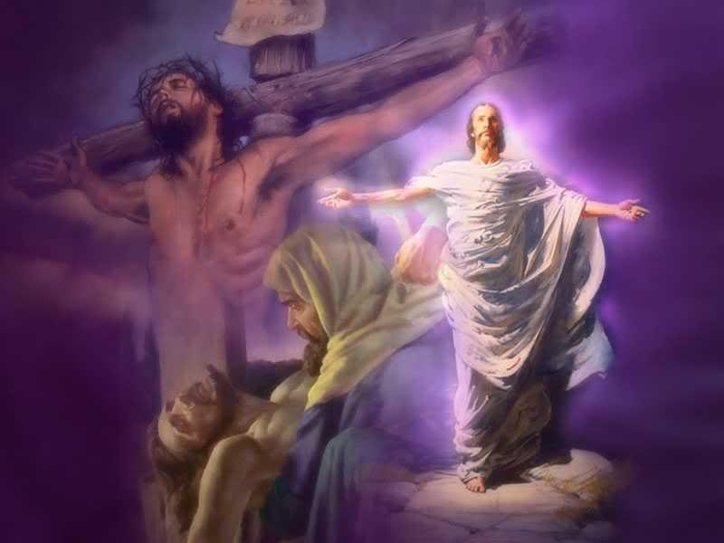 JESUS-CRUCIFIED-RESURRECTION